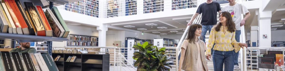 Voksenbibliotek